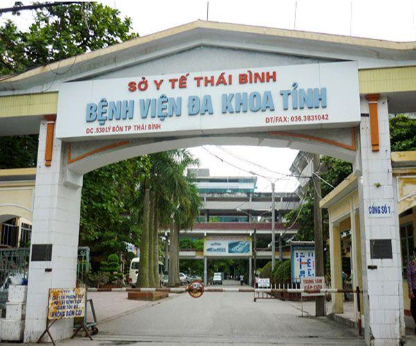 Top 4 phòng khám nam khoa tại Thái Bình