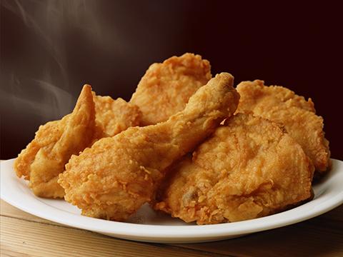 Ăn gà rán có mập không, gà rán bao nhiêu