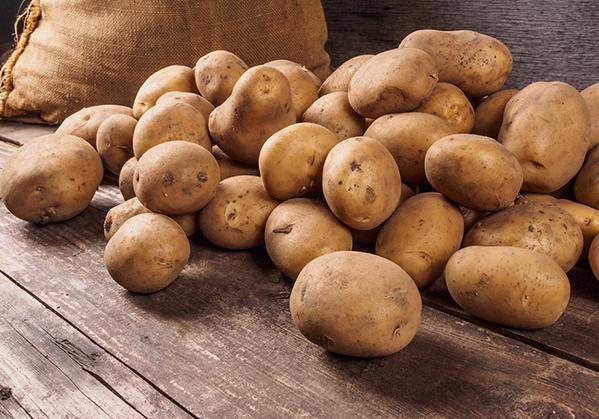 Chữa sùi mào gà bằng khoai tây