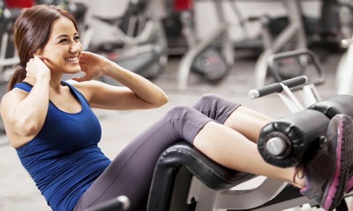 Có kinh nguyệt tập gym được không